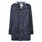 Joules Golightly Packaway Waterproof Navy