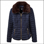 Joules Gosfield Marine Navy Padded Jacket