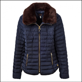 Joules Gosfield Marine Navy Padded Jacket 1