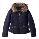 Joules Gosling Navy Padded Jacket