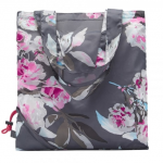 Joules Grey Beau Bloom Pacabag