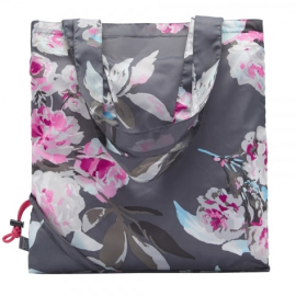 Joules Grey Beau Bloom Pacabag 1