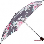 Joules Grey Beau Bloom Umbrella 1