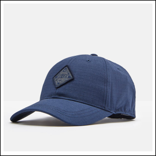 Joules Headley Mens French Navy Baseball Cap 1
