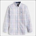 Joules Hewney Chalk Check Shirt