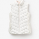 Joules Highgrove Gilet Cream