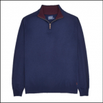 Joules Hillside French Navy Jumper 1