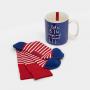 Joules I like Mug & Bamboo Sock Gift Set 2