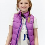 Joules Junior Croft Mauve Pack Gilet1