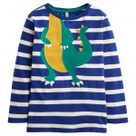 Joules Junior Jack T-shirt Dino1