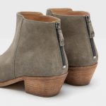 Joules Langham Grey Suede Ankle Boots 2