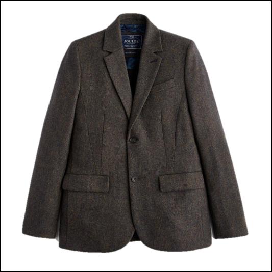 Joules Langworth Multi Tweed Blazer 1