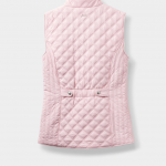 Joules Minx Soft Pink Gilet 2