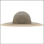 Joules Myla Natural Wide Brimmed Summer Hat