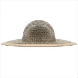 Joules Myla Natural Wide Brimmed Summer Hat 1