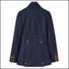 Joules Navy Check Tweed Fieldcoat 2 AW18
