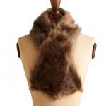 Joules Penton Bear Fur Scarf