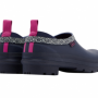 Joules Pop Ons French Navy Dandelion Geo Welly Clogs 2