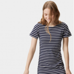 Joules Riviera Hope Stripe French Navy Dress 2