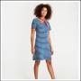 Joules Riviera Saltwash Stripe Jersey Dress 2