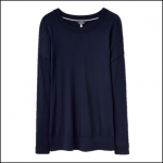 Joules Sally French Navy Crew Neck Jumper