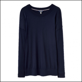 Joules Sally French Navy Jumper 1