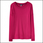 Joules Sally Ruby Crew Neck Jumper