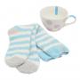 Joules Some Like It Hot Mug & Fluffy Sock Set 2