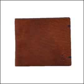 Joules Tillman Tan Leather Wallet 1