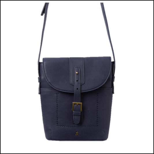Joules Tourer Bright French Navy Cross-Body Bag 1