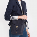 Joules Tourer Bright French Navy Cross-Body Bag 2