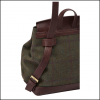 Joules Trippa Green Check Tweed Rucksack 2