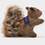Joules Tweedle Squirrel Keyring 2