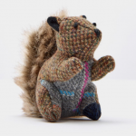 Joules Tweedle Squirrel Keyring 1