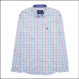 Joules Welford Multi Check Shirt 1
