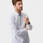 Joules Welford Multi Check Shirt 2