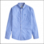Joules Welford Storm Blue Multi Check Shirt 1