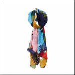 Joules Wensley French Navy Posy Scarf