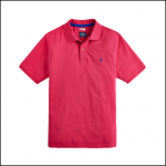 Joules Woody Dark Raspberry Polo Shirt 1