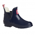 Joules Navy Wellibob Short Ankle Boot