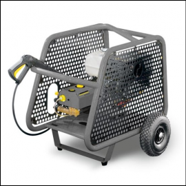 Karcher HD 1040 B Cage Cold Water High Pressure Washer Petrol Engine