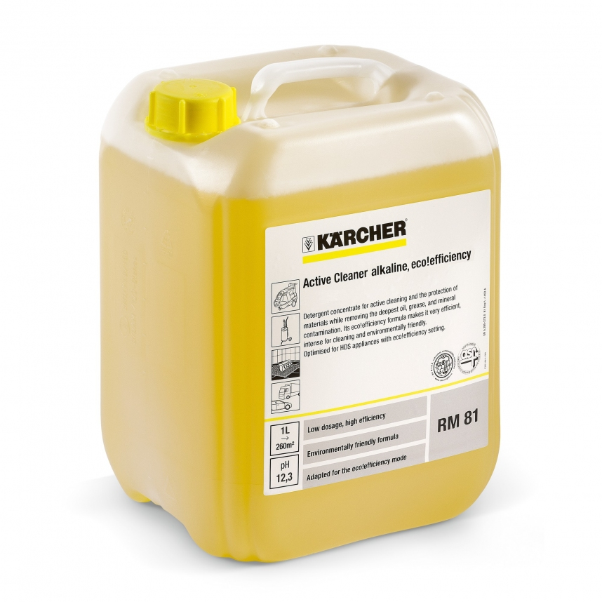 Karcher RM81 Active Cleaner