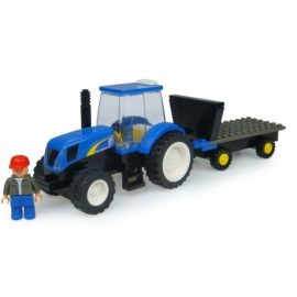New Holland Self-assembly Tractor/Trailer