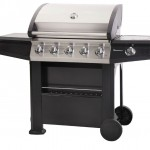 Lifestyle LFS683 Dominica 5+1 Burner Gas BBQ