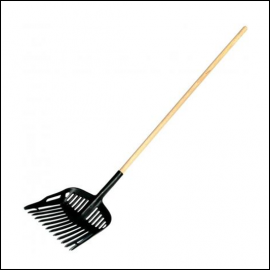 Large Utility Multi Purpose Poly Fork 1
