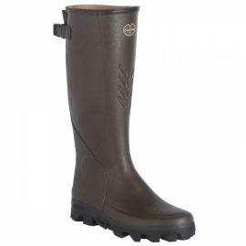 Le Chameau Cere Soufflet Marron Boot