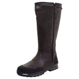 Le Chameau Condor Bronze Zip Boot