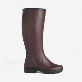 Le Chameau Giverny Cherry Jersey Boot