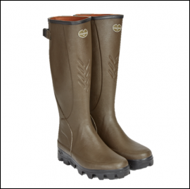 Le Chameau Ceres Soufflet OS Marron Boot 1