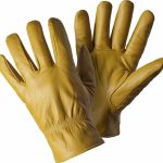 Dickies Lined Leather Work Gloves